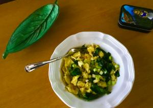 Simple Dinner wBenefits & No Starchy Veg/Grains