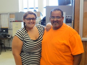 Jose & Daughter